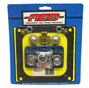 AED 4500 Dominator Carb Rebuild Kit Holley 1050 Gas Carburetor
