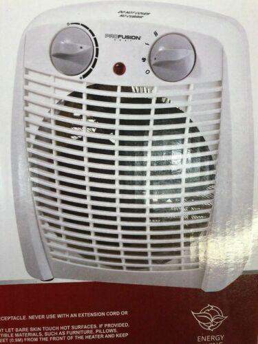 1500-Watt Fan Compact Personal Electric Space Heater-1299178 Model # FH211B
