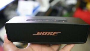 Bose Soundlink Mini 2 Bluetooth Speaker - Black Copper Ltd Edition - NEW IN BOX!