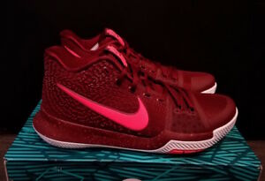 Image is loading Mens-Nike-Kyrie-3-III-034-Warning-034- b5f35a6b0
