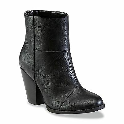 New Womens Canyon River Blues Albury Ankle Bootie Style 22032 Black 19B lr