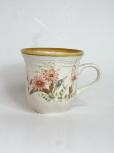 MIKASA {Cup} FIELD BOUQUET Vintage Style Dinnerware EB 805 EXCELLENT!