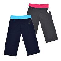 Polo Ralph Lauren Yoga Pants Womens Ultimate Loose Crop Pony Logo Exercise