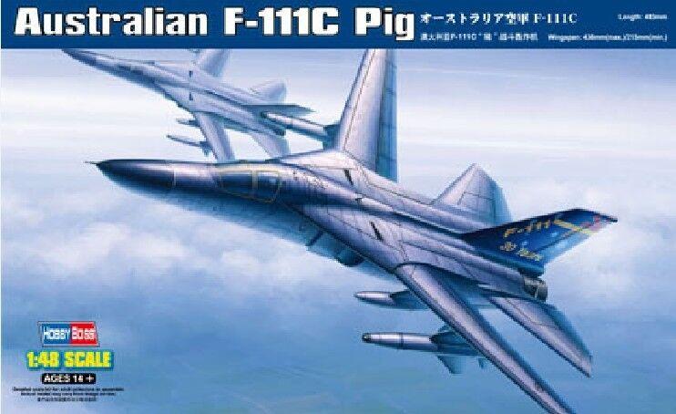 Hobbyboss 1 48 80349 Australian F-111C Pig