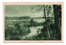 40 - cpa - BISCARROSSE - Les lacs - Un coin de Janille   (J252)