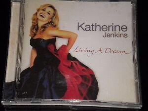 Katherine-Jenkins-Living-A-Dream-CD-Album-2005-16-Great-Tracks