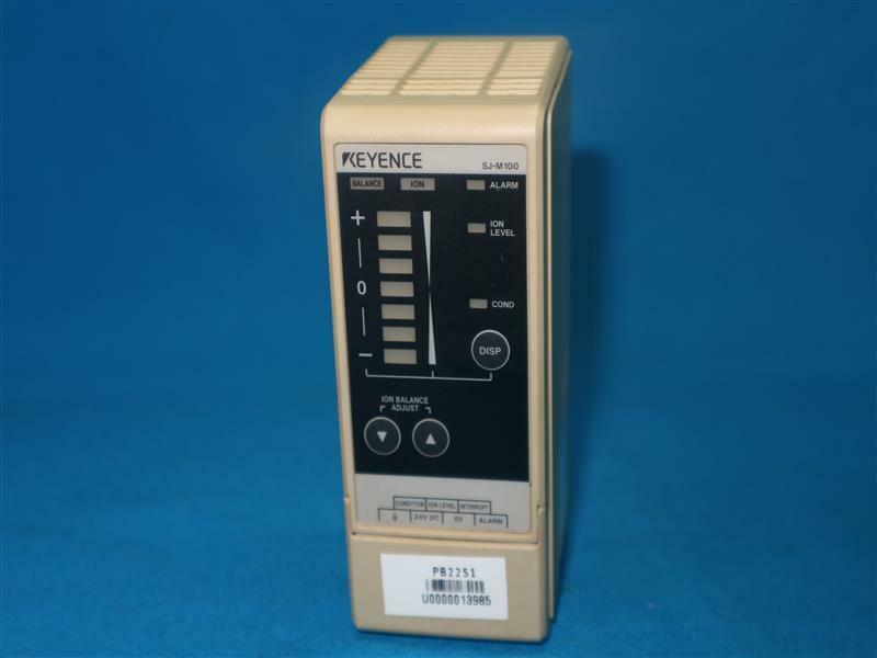 Keyence SJ-M100 SJM100 Static EIiminator