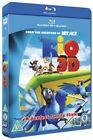 Rio (3D Blu-ray, 2012)