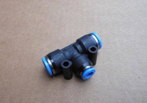 130614 Art FESTO Pneumatik T-Steckverbindung QST-10-6