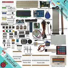 RFID Starter Kit for Raspberry Pi 3B 2B B+ Learning Python Processing Java C++