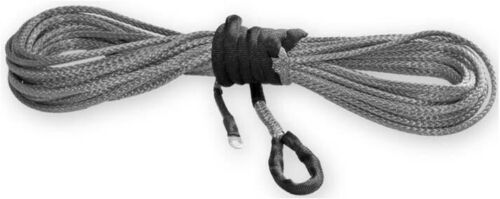 """KFI Smoke Synthetic ATV Winch Cable 3//16/"""" x 50/' SYN19-S50"""