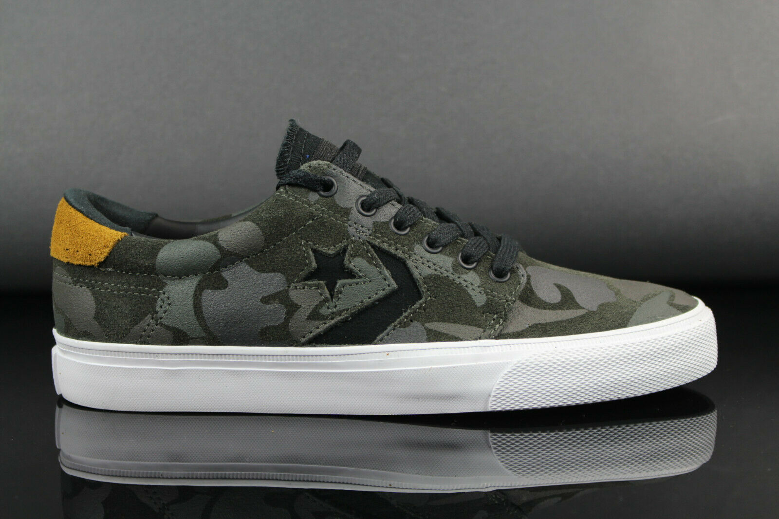 NEW Converse KA3 Camo Ox Leather Unisex Trainers Sport shoes shoes 153519C