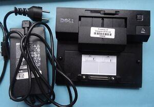 DELL-Docking-Station-Latitude-E6540-E6440-2x-USB-3-0-PA-4E-E-Port-mini-Dock