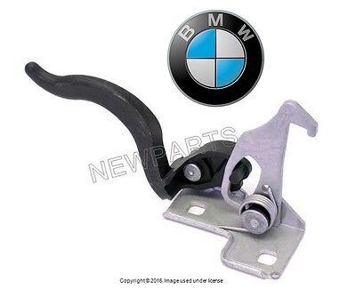 For BMW X5 GENUINE Hood Safety Catch w// Hood Release 51 23 8 402 552