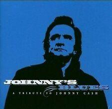 Johnny's Blues A Tribute To Johnny Cash CD NEW SEALED 2003 Mavis Staples++