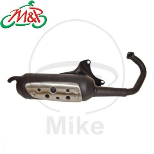 Piaggio//Vespa Zip 50 2T 2012 Tecnigas Silent Pro Exhaust Silencer
