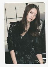 "SNSD GIRLS' GENERATION ""Mr. Taxi "" RDR"" YOONA Japan Official PhotoCard F/S G508"