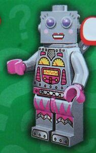 * Lady Robot * Lego Minifigures Series 11 * Tout Neuf ScellÉ * Collectionneurs 71002 Girl