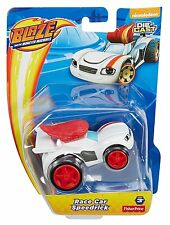 Blaze and the Monster Machines Diecast Vehicle - Race Car Speedrick *BRAND NEW*
