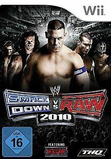 WWE Smackdown vs Raw 2010 [Software Pyramide] de ak tr...   Jeu vidéo   état bon