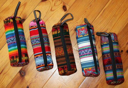 Federmappe Stifte Mäppchen Schlamper Federtasche Manta Peru Inka  Cartuchera