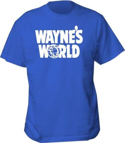 WAYNE/'S WORLD T SHIRT