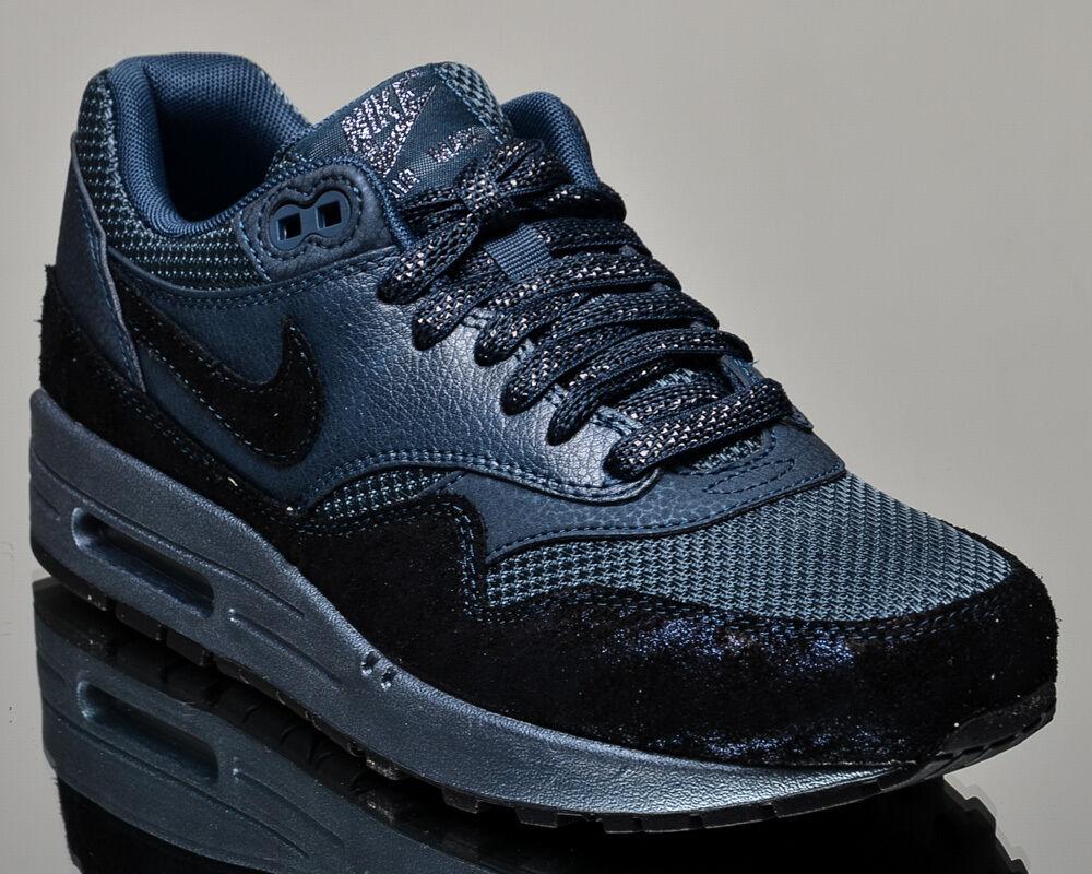 Nike WMNS Air Max 1 Premium PRM women lifestyle casual sneakers squadron blue