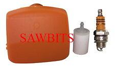 Hyway Husqvarna 340 345 346 350 351 Filtro De Aire & Service Kit Nuevo 537 02 40 02