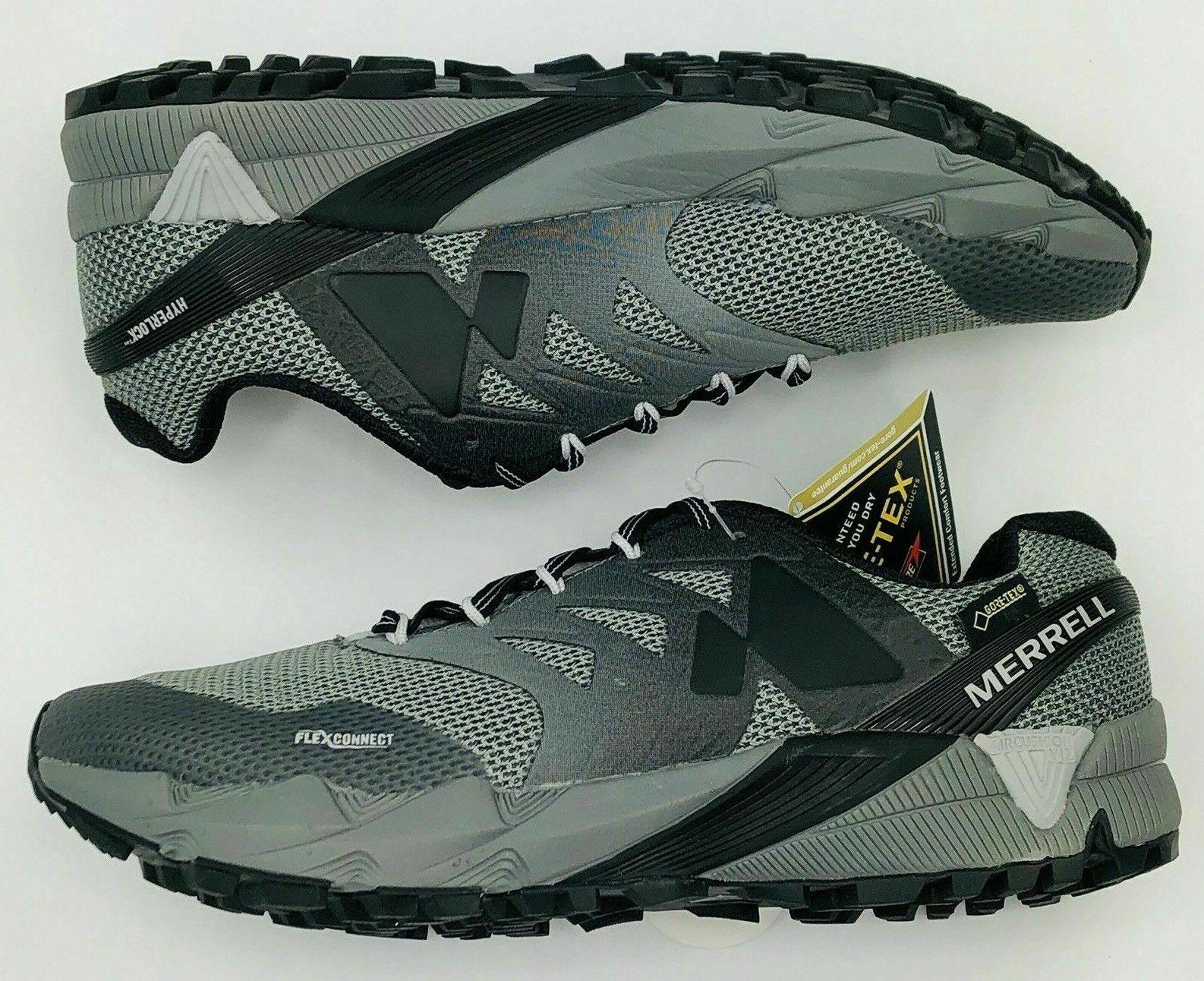213e4327 Merrell Agility Peak Flex Gore-tex Trail Hiking para hombres Nuevos 2  Zapatos ntvsqs6117-Zapatillas deportivas