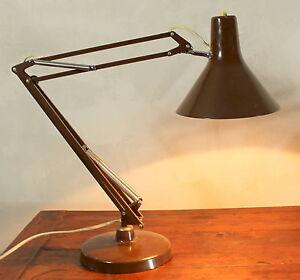 Ancienne Lampe D'architecte Très Lourde, En Bon état De Marche Cofvcg7x-10133052-610787235