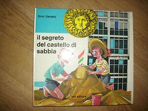 ERNO-GERGELY-IL-SEGRETO-DEL-CASTELLO-DI-SABBIA-ED-TETI-ANNO-1974-VD