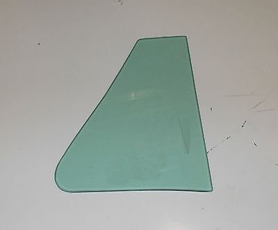 Vent Glass Ford 1952 1953 1954 2 Door Hardtop and Convertible Clear