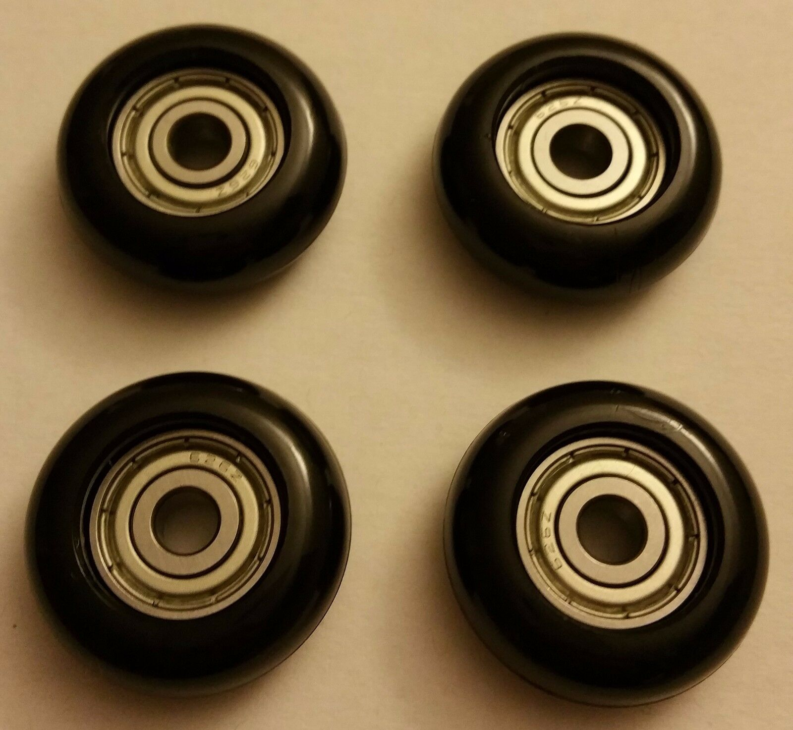 Set of 4 Brand New and Never Used Total Gym Replacement Wheels Rollers