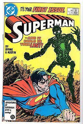Superman Comic Book #394 DC Comics 1984 NEAR MINT NEW UNREAD