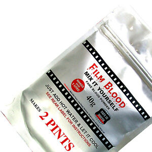 Fake-Blood-Makes-over-2-Pints-DIY-Powder-Stage-Film-by-FILMBLOOD-Mouth-Safe