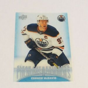 2018-19-UD-Tim-Hortons-Clear-Cut-Phenoms-Insert-CC-1-Connor-McDavid