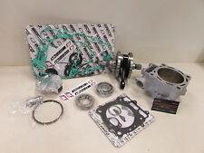 YAMAHA YZ 250F ENGINE REBUILD CYLINDER, CRANK, PISTON, CAM CHAIN, GASKETS 03-04