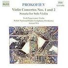 Sergey Prokofiev - Prokofiev: Violin Concertos 1 & 2; Sonata for Solo Violin (1997)