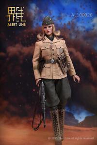 Presale-Alert-Line-1-6-AL100026-Afrika-Female-Officer-12inch-Figure-Collectible