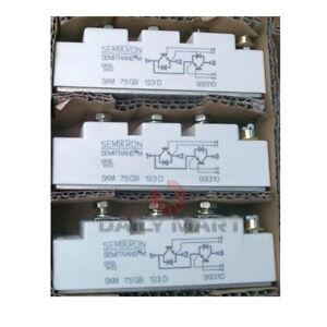 1PCS NEW SKM75GB123D SEMIKRON POWER MODULE