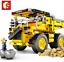 Sembo-Blocksteine-Mine-Verkehrstechnik-Figur-Spielzeug-Modell-Geschenk-807PCS Indexbild 1