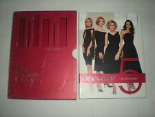 COFFRET DVD INTEGRALE SERIE SEX AND THE CITY SAISONS 5 - 2 DVD 8 EPISODES