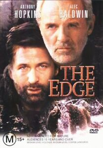 The-Edge-NEW-DVD-Alec-Baldwin-Anthony-Hopkins-Elle-Macpherson-Region-4-Australia