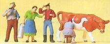 H0 Preiser 10044 Sobre el granja. figuras. EMB.ORIG
