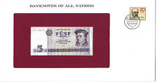 Banknotes of All Nations GDR East Germany 1975 5 Mark UNC P 27a IH008370 Low