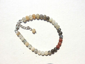 Mondstein-Adular-Armband-18-5-22-5-cm-925-Silb-Moonstone-Bracelet-Nr-3581