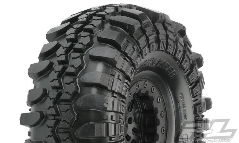 Pro-Line PRO1010710 Interco Tsl Super Swamper 2.2  Neumáticos Sx Con Ruedas Faultline