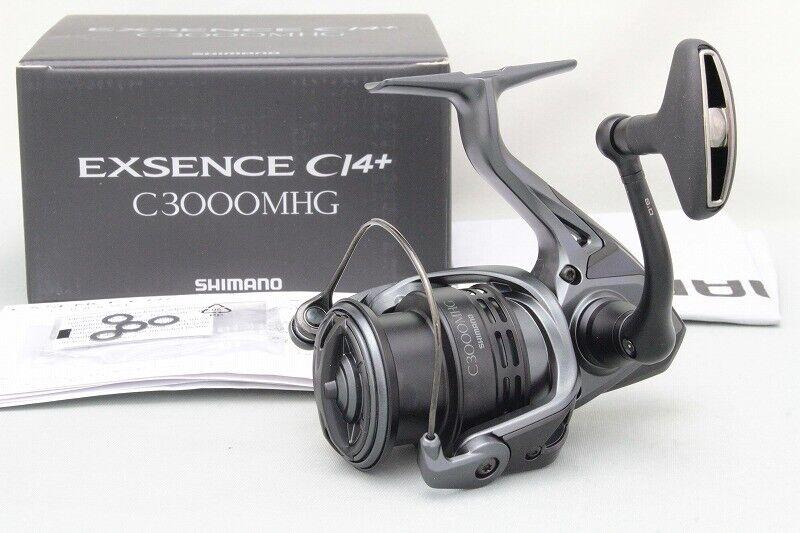 Shimano 18 Exsence CI4C3000MHG Spinning Mulinello