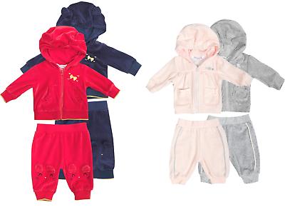 Girls 0-3 3-6 months Minoti Snow Suits BNWT NB