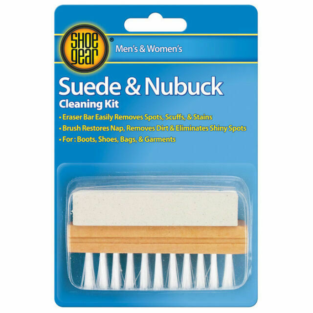 Shoe Gear Suede and Nubuck Cleaning Kit